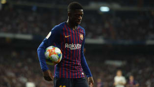 Barcelona winger Ousmane Dembélé is facing up to a month on the sidelines after picking up a hamstring injury during their 5-1 win over Lyon on Wednesday. The...
