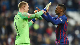 medo ​Barcelona have opened contract negotiations with both goalkeeper Marc-André ter Stegen and defender Nélson Semedo. Both players are currently tied to La...