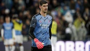 Le portier belge du Real Madrid a une concurrence plutôt forte en Liga. Ce qui ne l'empêche de réaliser des performances spectaculaires et singulières....