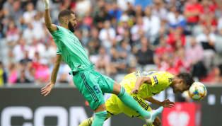 Real Madridberhasil memenangkan laga pramusim melawan Fenerbahce dalam laga perebutan tempat ketiga Audi Cup pada Rabu (31/7). Ketiga gol Real Madrid...