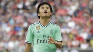 Real Madridsicherte sich in diesem Sommer zum Nulltarif die Dienste von Takefusa Kubo. Der hochtalentierte Japaner war vorerst für die zweite Mannschaft...