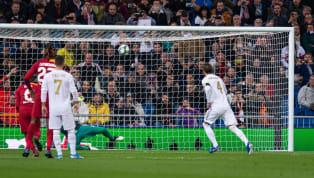 Sergio Ramosanotó ayer un nuevo penalti que supuso la sentencia de un partido que se le puso muy de cara alReal Madriddesde el inicio, gracias a los dos...