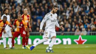 Miércoles 6 de noviembre de 2019, estadio Santiago Bernabéu. El Real Madrid se enfrenta al Galatasaray en la cuarta jornada de la fase de grupos de la...