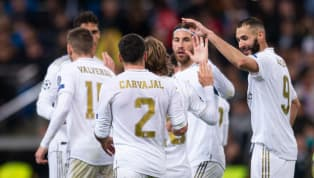 ​La Liga 2019/20 pekan ke-13 ​Eibar vs Real Madrid Stadio Ipurua Municipal Minggu 10 November 2019 00.30 dini hari WIB beIN Sports 1 ​Real Madrid akan...