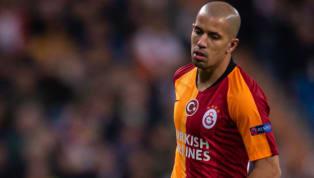 Galatasaray'ın Cezayirli sağ kanat oyuncusu Sofiane Feghouli, sarı-kırmızılı ekibin Antalya'da kamp yaptığı otelde basın mensuplarına açıklamalarda bulundu....