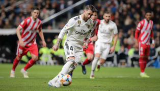 Sergio Ramos has admittedhe will have to switch up his penalty style to maintain his excellent run of scoring from the spot, having converted his fourth...