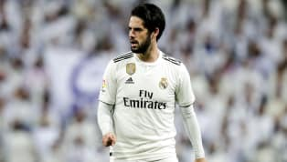 "Real Madrid midfielder Isco was caught on television cameras jokingly telling his teammates that ""I don't play because I am bad"" as he remained an unused..."