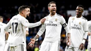 ment Real Madrid defender Sergio Ramos has claimed that he has the attributes of a forward player, as he discussed his penalty-taking technique among other...