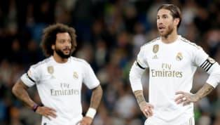 Grâce à cette victoire en Supercoupe d'Espagne, SergioRamos et Marcelo sont devenus les deuxièmes joueurs lesplus titres de l'histoire du club. AuReal...