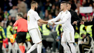 Real Madrid have been boosted by the return of both Karim Benzema and Luka Jovic to training, while Gareth Bale is also set to feature in the La Liga clash...