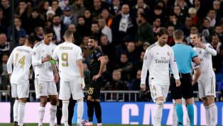 Real Madridgagal memanfaatkan status sebagai tuan rumah dan harus mengakui keunggulanManchester Citydalam pertandingan leg pertama babak 16 besarLiga...