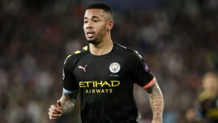 """Manchester Citystriker Gabriel Jesus' agent hasclaimed that """"everything is possible"""" when asked whether his client could joinJuventusin the future.The..."""