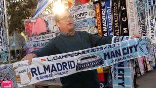  📋✅ Notre onze de départ 🆚 @ManCity! #RMUCL | #HalaMadrid pic.twitter.com/5Kev1ZbpJU — Real Madrid C.F. 🇫🇷 (@realmadridfra) February 26, 2020  How we...