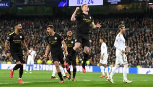 Trong ngày mà Kevin de Bruyne tỏa sáng rực rỡ, Manchester City đã bất ngờ có được chiến thắng quan trọng trước Real Madrid ngay trên sân của đối thủ, qua đó...