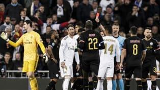 Real Madridharus menanggung malu di hadapan pendukungnya sendiri dan mengakui keunggulan wakil Inggris, Manchester Citydalam pertandingan leg pertama...