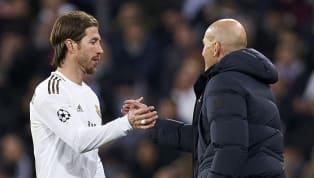 HLVZinedine Zidane nhận được lời động viên từ Sergio Ramos, anh tin rằng Zidane sẽ đem đến thành công cho sân Bernabeu. Real Madridlúc này đang gặp khá...