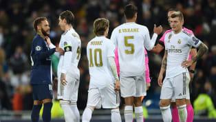 Real Madrid có trận hòa 2-2 trước Paris Saint-Germain ở vòng bảng A Champions League rạng sáng 27.11. Xem qua những điểm nhấn trận hòa nhưng không khác gì...