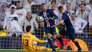 Real Madrid đã thủng lưới 2 bàn thua chỉ trong 2 phút trận đấu với PSG rạng sáng 27.11. Real dẫn trước 2-0 với bàn thắng nhân đôi cách biệt ở phút 80 trước...