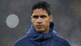 lash ​Raphael Varane was unable to train with his Real Madrid teammates on Wednesday after picking up an injury against Paris Saint-Germain, and he is now a...