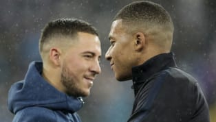 Kylian Mbappe has been linked withReal Madridever since he burst on to the scene with Monaco. Then, quite shockingly, he decided to move to Paris...
