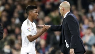 Real Madridmanager, Zinedine Zidane has hailed Brazilian starlet,Rodrygo after the teenager netted a hat-trick during their 6-0 win over Galatasaray in...