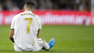 Eden Hazard's lengthy spell on the sidelines looks set to be extended with Real Madrid unwilling to take any unnecessary risks on the forward as he continues...