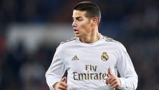 James Rodríguez no seguirá en el Real Madrid. El mediapunta cafetero apenas ha tenido oportunidades esta temporada con los blancos y todo hace pensar que...