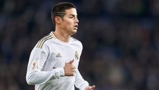 Nasib gelandang serang asal Kolombia James Rodriguez tak membaik musim ini di Real Madrid. Terlepas dari cedera James tidak banyak dimainkan oleh Zinedine...