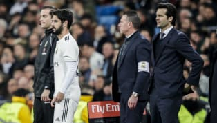 ​Real Madrid manager Santiago Solari has called for 100% effort from his side, as he responded to Isco's comments regarding his lack of match action this...
