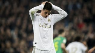 ​The curious case of James Rodriguez. Perennially linked with a move away from Real Madrid, but somehow, he's still there.  A two-season loan move to Bayern...