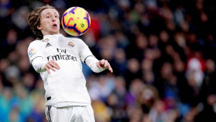 Come ​Luka Modric admitted that he hopes to stay at Real Madrid for years to come after scoring in Los Blancos' 2-0 win over Sevilla on Saturday. The Croatian...