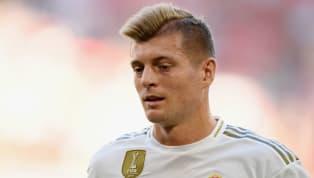 Trotz jüngster kritischer Stimmen der Fans gehört Toni Kroos seit Jahren zum Herzstück des Mittelfeldes von Real Madrid. Der deutsche Nationalspieler...