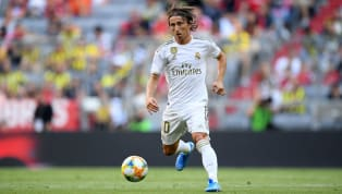 ​Real Madrid have confirmed Luka Modric has sustained a muscular injury to his right leg while away on international duty, and while no date has been set for...