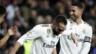 SUSUNAN PEMAIN: SD Huesca vs Real Madrid
