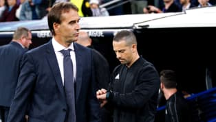 Real Madrid manager Julen Lopetegui claims that it is not his place to say who will be in charge of the club when they take on Barcelona in the first El...