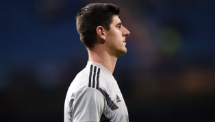 Thibaut Courtois Threatens Spanish Newspaper With Legal Action Over Dressing Room Claims