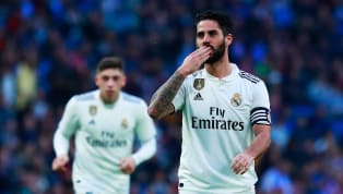 ​Real Madrid midfielder Isco has accepted he will be predominantly used as substitute next season and not start the majority of games. The 27-year-old has...