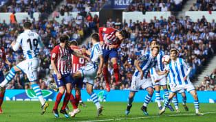 ElAtlético de Madridse hizo con un partido que definió en la primera mitad pero que se le complicó en la última media hora. La expulsión de Koke puso las...