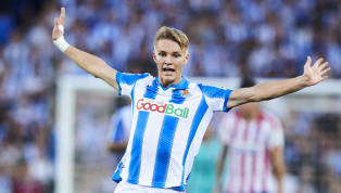 Real Sociedad star Martin Odegaard, who is on loan fromReal Madrid, has stated that his ultimate dream is to play for the Galacticos. The Norwegian was...