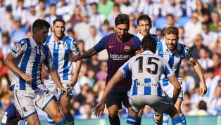👤 XI ⚽ #BarçaRealSociedad 🔵🔴 Força Barça! — FC Barcelona (@FCBarcelona_es) 20 de abril de 2019 Para más información sobre este encuentro ingresa...