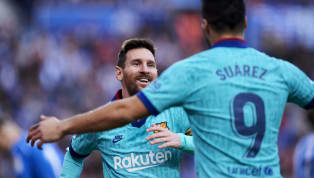 ​Luis Suárez has insisted that Lionel Messi would stay at Barcelona for his entire life...if the club built a competitive team around him at the Camp Nou....