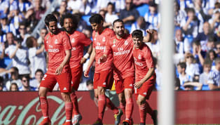 La Liga 2018/19 - Pekan ke-38 Real Madrid vs Real Betis Santiago Bernabeu Minggu, 19 Mei 2019 17.00 WIB beIN Sports 2 Real Madrid akan menjamu Real Betis...