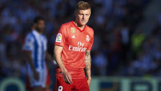 Le Real Madrid vient d'annoncer à travers ses canaux de communication la prolongation deToni Kroos. L'international allemand étend son bail jusqu'au 30...