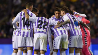  🙌🏻💜 ¡Alineación del Real Valladolid!#pucela #RealValladolidGirona pic.twitter.com/lxN8dNfDDv — Real Valladolid C.F. (@realvalladolid) 23 de abril de 2019...