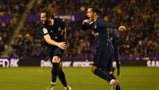 Real Madrid hạ Valladolid trong trận cầu kịch tính rạng sáng 27.1 và qua đó chiếm ngôi đầu bảng xếp hạng La Liga từ tay Barcelona. Real hạ Valladolid với tỉ...
