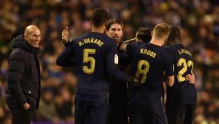 Il ne lui manque plus qu'une rencontre pour atteindre la barre des 200 matches, à la tête duReal Madrid. Lors de ses deux mandats avec les Merengue,...