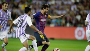 Barcelonaakan menjamu Real Valladolid di jornada 24La Ligayang berlangsung di Camp Nou. Usai imbang tanpa gol melawan Athletic Club, Blaugrana kali ini...