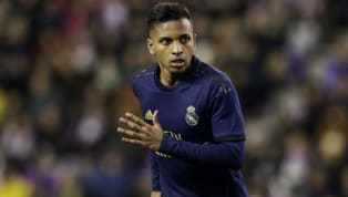Real Madrid winger Rodrygo Goes will be suspended for Sunday's visit of Barcelona after picking up a bizarre red card while with club's reserve side. The...