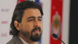 El presidente y dueño de lasChivas de Guadalajara, Amaury Vergara, habló en nueva entrevista sobre un posible regreso del ídolo rojiblancoJavier...