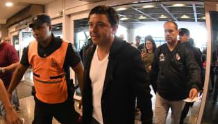 Horas antes del trascendental partido de vuelta ante Gremio, Marcelo Gallardo, entrenador deRiver Plate, fue notificado por la CONMEBOL acerca de la...
